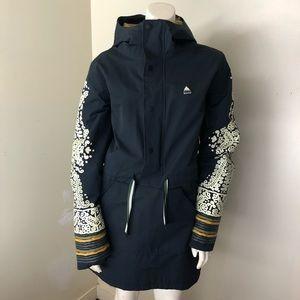 Burton - RARE Chuteout Anorak Jacket